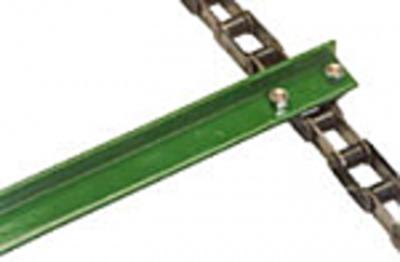 Feederhouse Chain - Wide Space, Chrome Pin