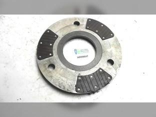 Plate-brake Backing
