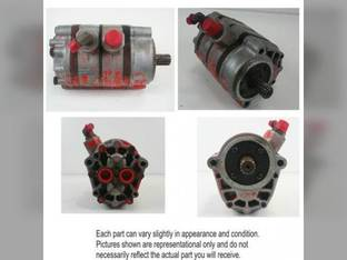 Used Hydraulic Pump Allis Chalmers 190 70248735