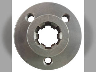 Auger Joint Coupler Wing Half