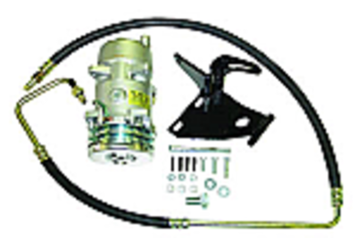 Compressor Conversion Kit - Rotary Tecumseh HR980 to Sanden