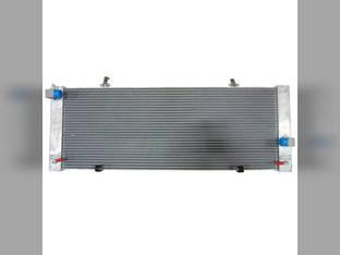 Hydraulic Oil & Fuel Cooler