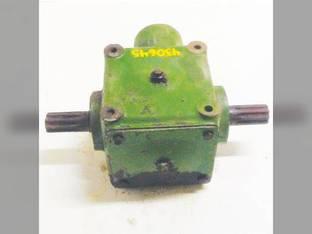 Used Main Gear Case John Deere 2420 230 240 2320 2280 300 AE47307