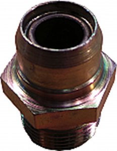 Spindle Nut with Bushings Assembly, LH