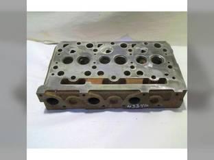 Used Cylinder Head Kubota L3200 L2800 KX91-3 L3130 R420 D1503 U35 1A013-03043
