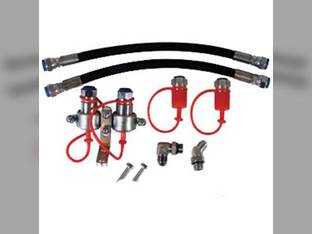 Auxiliary Outlet Hose Kit (Power-Beyond) John Deere 4050 4240 8630 8650 4040 4430 4230 4760 4560 4455 4450 4640 8640 4755 4630 4255 4055 4955 4440 4850 4840 4555 8440 4960 8450 4250 4650 8430 4030