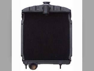 Radiator Farmall & International A Super A B 58124DBX