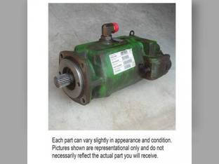 Used Hydrostatic Drive Motor John Deere 9680 9600 9760 STS 9660 CTS 9750 STS 9610 9650 STS 9560 STS 9650 9660 STS 9860 STS 9640 9650 CTS 9660 AH131390