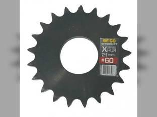 Weld-On Sprocket #60 Chain 21 Tooth X-Series Hub