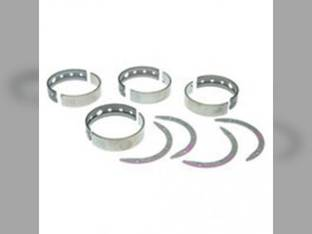 Main Bearings - Standard - Set Massey Ferguson 66 Case W26