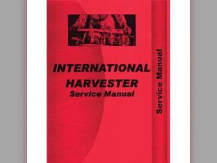 Service Manual - Super Series M MD MDTA MDV MDVTA MTA MV MVTA W6 WD6 WD6TA International Super MTA Super MTA Super W6 Super W6 Super M Super M