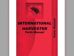 Parts Manual - 786 886 986 1086 1486 International 986 986 886 886 786 786 1086 1086