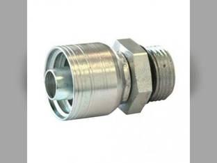 """Weatherhead - Hydraulic Fitting #12 Male SAE O-Ring Rigid 1-1/16"""" - 12"""