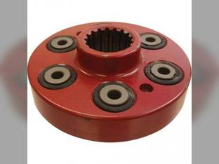 Rotor Drive Coupling Assembly Case IH 2166 2388 2344 2366 2377 1680 1660 2577 1688 1670 2588 1640 2188 2144 1345307C1