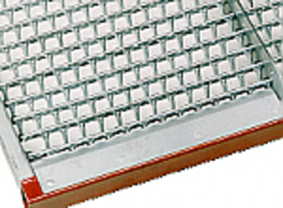 Adjustable Air Foil Top Chaffer - Long Shoe