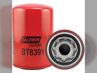 Filter Hydraulic Spin on BT8391 Ford 1520 1620 1510 1715 1710 1120 1320 1220 1215 SBA340500610 New Holland 1320 1715 1520 9846407