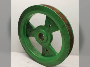 Used Gearcase Pulley John Deere S670 9770 STS S680 S690HM S780 S670HM 9870 STS S770 S790 S680HM H222579