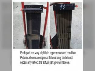Used Fuel Cooler Case IH SPX4410 SPX4410 STX450 STX450 STX440 STX440 STX500 STX500 Patriot 4420 Patriot 4420 STX375 STX375 New Holland TJ375 TJ375 TJ500 TJ500 TJ425 TJ425 TJ450 TJ450 87332463 340973A1