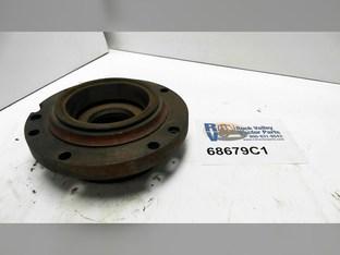 Retainer-differential Brg