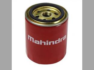 Filter - Oil Spin On Red Mahindra 3505 3825 4025 E40 C35 4505 5005 575 C4005 475 450 485 C27 E350 4525 005557147R91