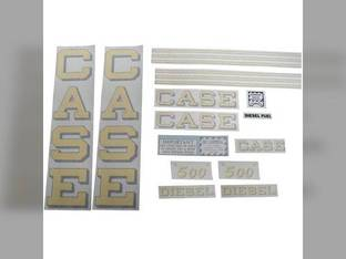 Decal Set Case 500