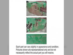 Used Suitcase Weight John Deere 8300 7520 7210 7610 7400 8320 6420 8100 7510 8210 8400 8120 6210 9400 8410 7810 7600 7200 7410 6410 8310 7720 8220 8430 7710 7800 8420 9510 6110 8110 6310 7700 8200
