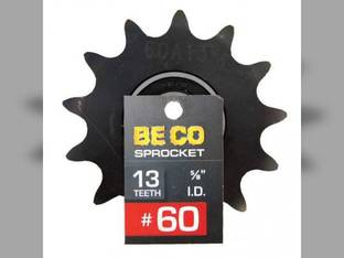 """Idler Sprocket #60 Chain 13 Tooth 5/8"""" Bore"""