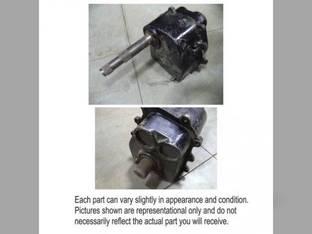 Used Rotor Processor Gearbox Gleaner C62 R42 R52 R62 R72 Massey Ferguson 8680 71376549 71366474