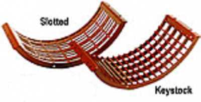 Rotor Grates - Slotted