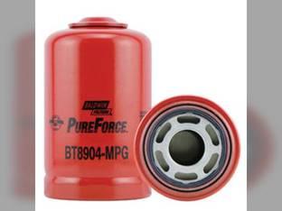 Filter - Hydraulic Spin On Glass BT8904 MPG Man WH945 John Deere 6410 7500 6520 6120 6320 7420 6200 7520 6615 6100 6100 7320 6220 6610 6510 6300 6110 6310 6715 6420 6215 6605 6405 7220 6415 6210 Man
