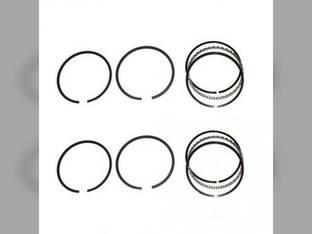Piston Ring Set - Standard - 2 Cylinder John Deere 7700 4020 500B 600 4230 500A 510 4000 6602 3020 500C AR54879