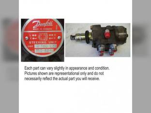 Used Steering Hand Pump Case IH 5250 5250 5140 5140 5240 5240 5120 5120 5220 5220 5230 5230 5130 5130 1346098C1