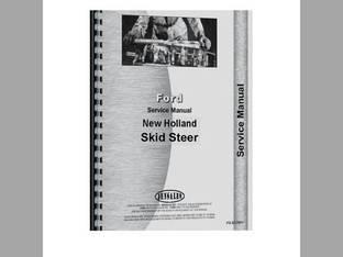 Service Manual - L781 L784 L785 New Holland L781 L784 L785