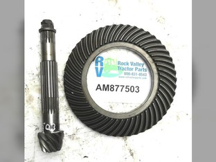 Ring & Pinion Assy   9T & 49T