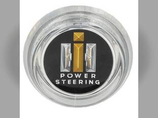 Steering Wheel Cap - Power Steering International 460 340 450 404 660 350 424 444 560 4186 240 140 504 330 4166 4100 4156 366566R1