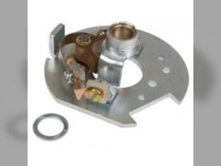 Distributor, Points, Breaker Plate Assembly