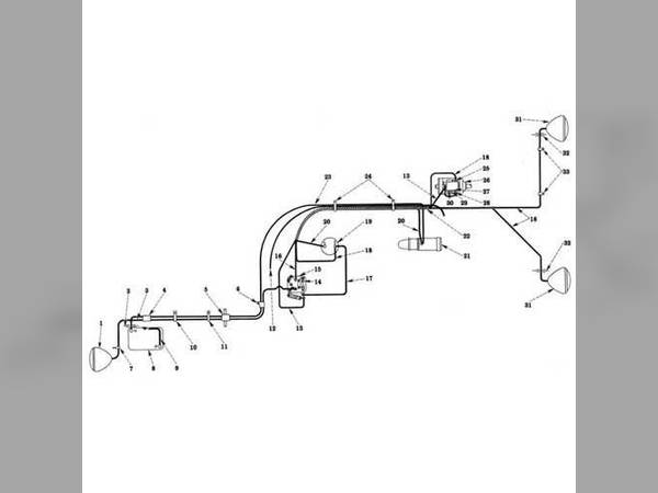 Electrical Oem 120692hy Sn 115575 For International Electrical