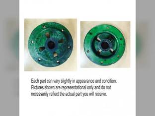 Used Tailings Auger Drive Hub John Deere 9600 7720 8820 9650 CTS CTSII 9501 9510 9650 CTS 9660 9560 9660 CTS 9450 6622 7721 9500 9410 9610 9400 6620 9550 H97574