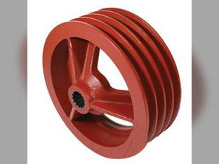 "Feeder Drive Pully - 12"" Case IH 2388 2388 2588 2588 2188 2188 2577 2577 1688 1688 2377 2377 1680 1680 193999C3"