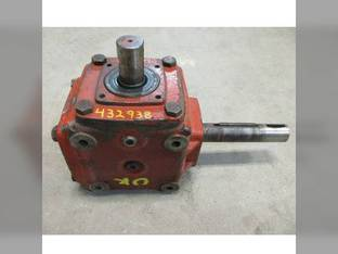 Used Gear Box Assembly Hesston 1270 1275 8450 8020 Case IH SC414 SC416 Challenger / Caterpillar PTS16 PTS14 New Idea 5020 700715769