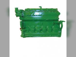 Remanufactured Engine Assembly CBA Block 6.8L SE501062 John Deere 648G 655B 6900 6900 640D 6800 6800 624E 643D 672B 653 7600 7600 7400 7400 624G 755B 640E 693D 690D 6068T 750C 648E