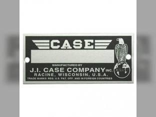 Serial Number Tag Case S V L 500 D