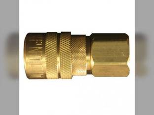 "Milton Air Tool Coupler – Female Body M-Style 3/8"" FNTP"