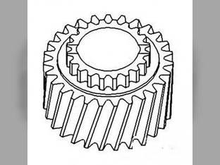 Pinion Shaft Gear - 4th & 8th John Deere 2130 2630 2140 2640 L28665