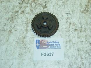 Gear-oil Pump Drive