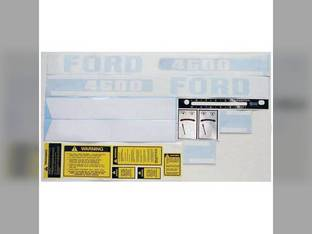 Decal Set - 4600 Ford 4600