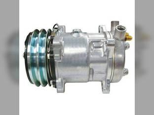 Air Conditioning Compressor - w/Clutch Massey Ferguson 698 675 670 699 690 Case IH 2096 1896 4694 4494 Case 580K Macdon 9300 2900 Hesston 1580 Krone Big M 1690711M1 A177068 544929C1