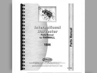 Parts Manual - 1586 International 1586