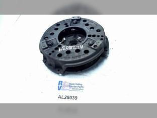 Plate-clutch Pressure