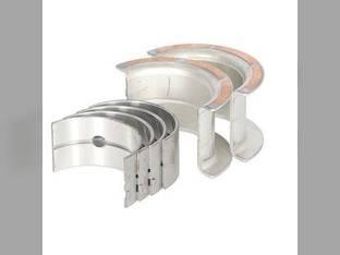 "Main Bearings - .002"" Oversize - Set International 400 450 Super M M C281 C248 C264 356989R11"